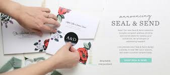 send and seal wedding invitations how will seal and send wedding invitations be in the future