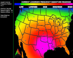 Weather Map Texas Weather Warfare Is Texas Being Attacked With Weather Modification