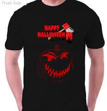 halloween design ideas for custom t shirts