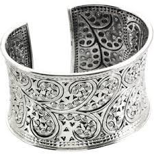 silver cuff bangle bracelet images Sterling silver fashion cuff bracelet