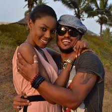 Ghanaian Actor Van Vicker   van vicker shares throwback photo of himself and yvonne nelson