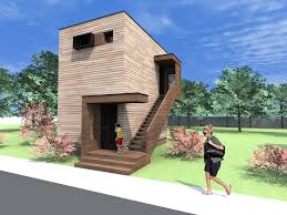 modern small houses architecture tiny small modern house plan renders and images