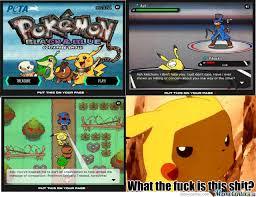 Pokemon Game Memes - peta s pokemon game by twindos meme center