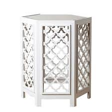 mirrored accent tables for the home jcpenney