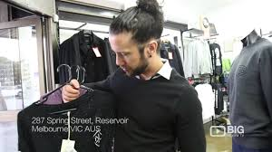 Big Men Clothing Stores Oggi Clothing Store Melbourne For Menswear And Mens Fashion Youtube
