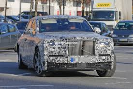 roll royce car 2018 2018 rolls royce phantom spotted in german traffic doesn u0027t hide