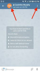 how do you send a telegram telegram 101 how to send self destructing messages in chats