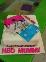 see the adorable cake a daughter gave her banker mum on her