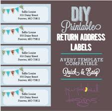 avery address labels template ebook