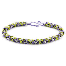 color jump rings images Chainmaille kits chainmail jewelry jump ring jewelry jpg