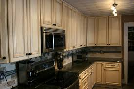 dark kitchen cabinets with dark countertops home design ideas