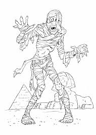 monsters and villains coloring pages 3 monsters and villains