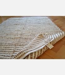 White Cotton Rug Designs Emporium Jute Cotton Rug Designs Emporium