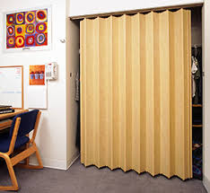 Folding Room Divider Doors Accordion Folding Doors And Room Dividers For Home Or Business