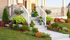 Gardens And Landscaping Ideas Landscaping Ideas Evergreen Garden Bed