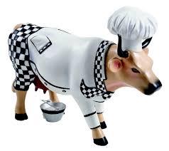 cow parade chef cow medium cowparade souvenir u0026 more