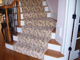 Stairs And Landing Ideas by Decor Using Carpeted Stairs For Stunning Home Decoration Ideas