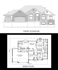 One Story House Plans With Basement 16 Best One Story House Plans Images On Pinterest Story House