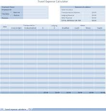 Microsoft Excel Business Templates Expense Report Management With Excel Templates
