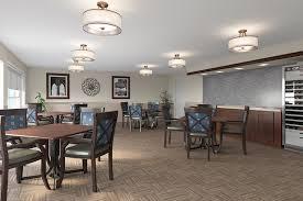 Nursing Home Lighting Design by Small Healthcare Interior Designer New York M4 Interiors