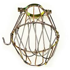 wire light bulb cage light bulb cage brass satco 90 1310