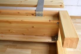 esszimmer bänke mit rückenlehne sitzbank 160x86x47cm mit rückenlehne kiefer massiv gelaugt geölt