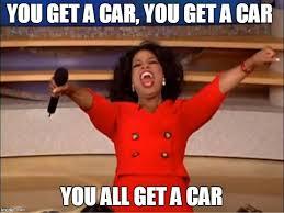 Gif Meme Maker - oprah you get a car meme generator best car 2017