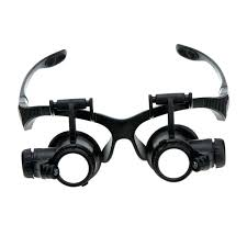 magnifying eyeglasses with light as seen on tv magnifying glasses with light magnifying glass with led light stand