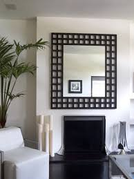 designer mirrors for living rooms living room wall mirrors living