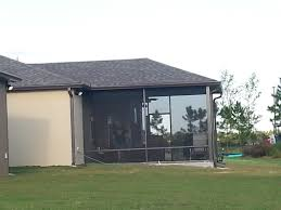 Insulated Patio Roof by Screen Rooms And Screen Enclosures Aluma Tec Remodeling Ocala