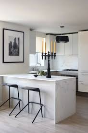 Kitchen Contemporary Cabinets Best 25 Contemporary Marble Kitchens Ideas On Pinterest