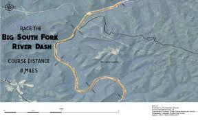 Cumberland River Map Paddleguru