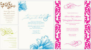 Invitation Card Border Design Marriage Invitation Design Free Templates Creation Wedding