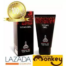 authentic titan gel by tantra 50ml with user manual lubricant for