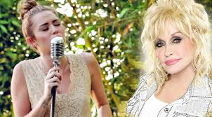 Miley Cyrus Jolene Backyard Miley Cyrus Stuns Viewers With Her Godmother U0027s Heartbreaking Hit