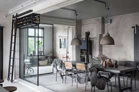 swedish home renovated swedish home flaunts gorgeous concrete details curbed