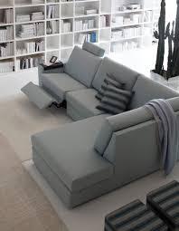 corner sofa contemporary fabric 4 seater elvis doimo salotti