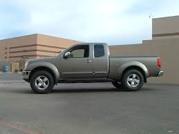 2000 nissan frontier lift kit fitting a 33