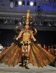 most beautiful national costumes from pageant