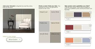 cool color painting tools for choosing paint colors decorated life