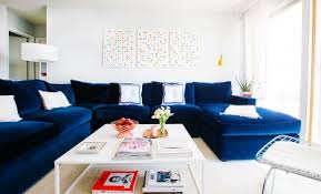 Sofa Design For Bedroom 21 Different Style To Decorate Home With Blue Velvet Sofa