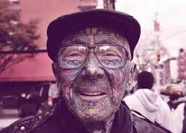 http tattoomagz com old people tattoos colorful tattoos on old