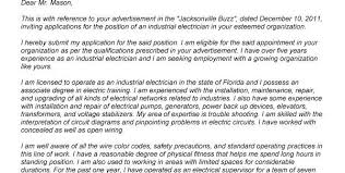 sle cover letter electrician 28 images teaching assistant