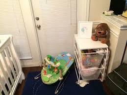 baby in a one bedroom apartment how to create a nursery in a one bedroom apartment the candy lei