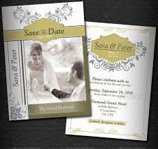 Ruby Anniversary Invitation Cards 15 Gorgeous Save The Date Templates Design Shack