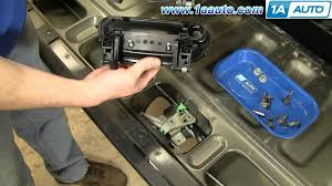 2002 ford ranger tailgate how to install replace tailgate handle ford f150 97 03 sport trac