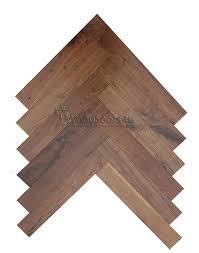 black walnut 97 x 4 18 x 600mm lacquered parquet flooring