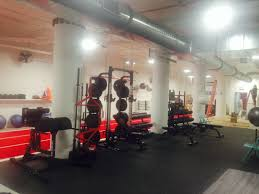 west loop gyms personal training kickboxing classes