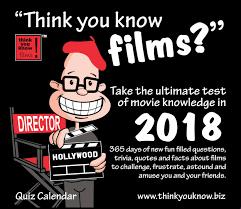 keep calm and quote movies box calendar 2018 calendar club uk