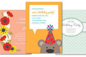 informal invitation birthday party email online birthday party invitations that wow greenvelope com